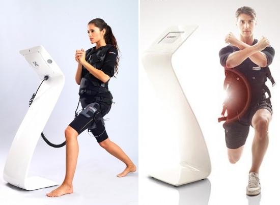 ЭМС тренировки – фитнес за 20 минут