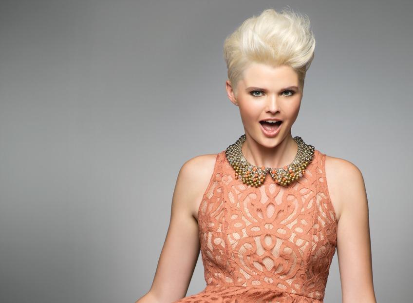 Струящаяся копна волос – американская мечта со страниц глянца!