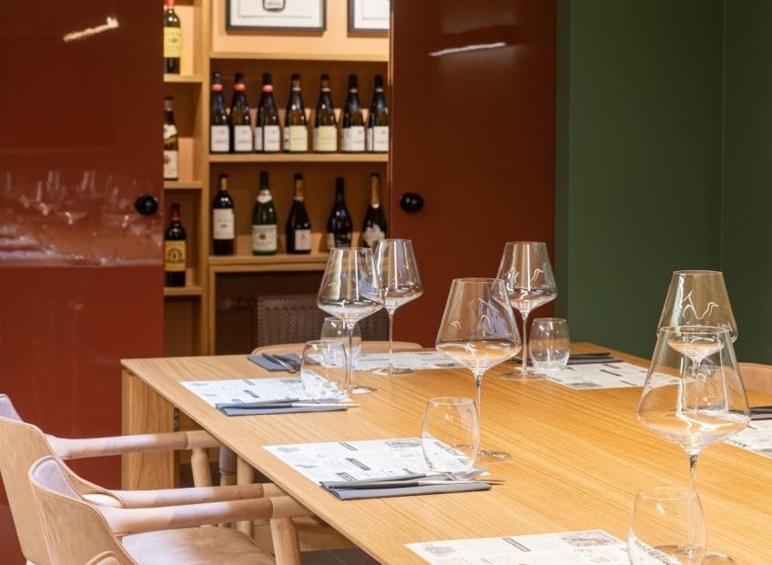 Теперь <i>Noble Wine</i> – это не только винный магазин, но и винный бар!