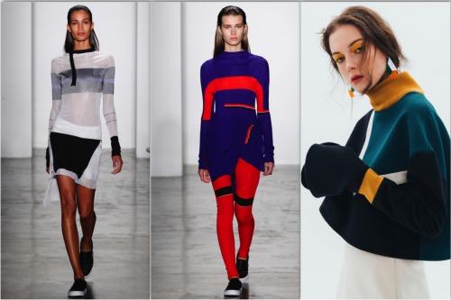 Parsons MFA, Decorialab knitwear
