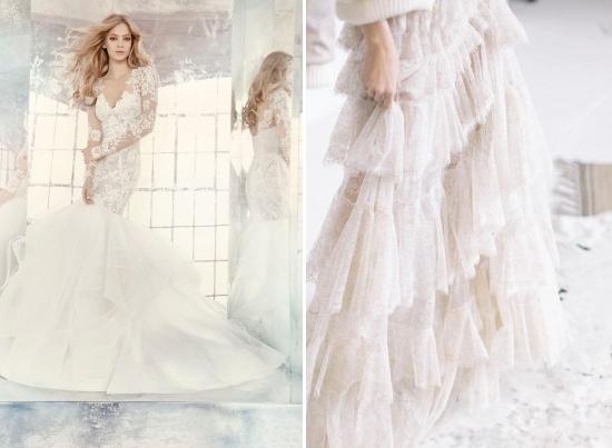 Самые модные свадебные платья — подбираем лучшее