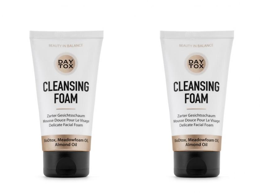 DAYTOX Delicate Facial Cleansing Foam. Независимое тестирование Ирины Викуловой