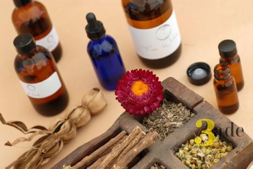 эфирные масла снимут стресс...
