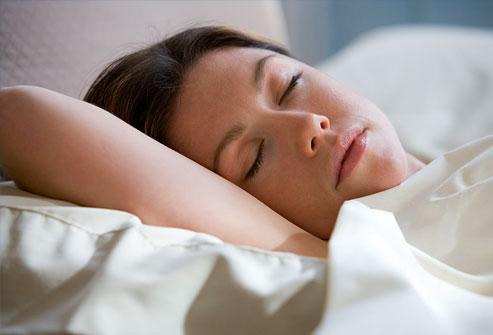 Здоровый сон и добрые сны - залог красоты